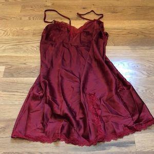 Never worn Victoria's Secret lingerie slip